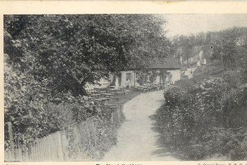 Hollow Cottages c 1901