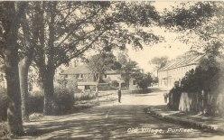 Old village, Purfleet