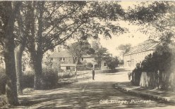 Old village, Purfleet