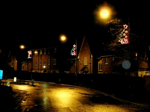 Purfleet Christmas Lights