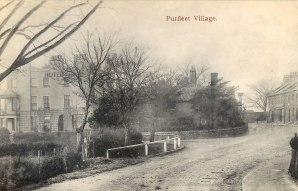 Purflet village