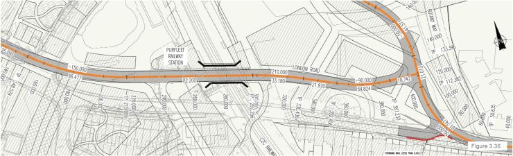proposed new bridge plan