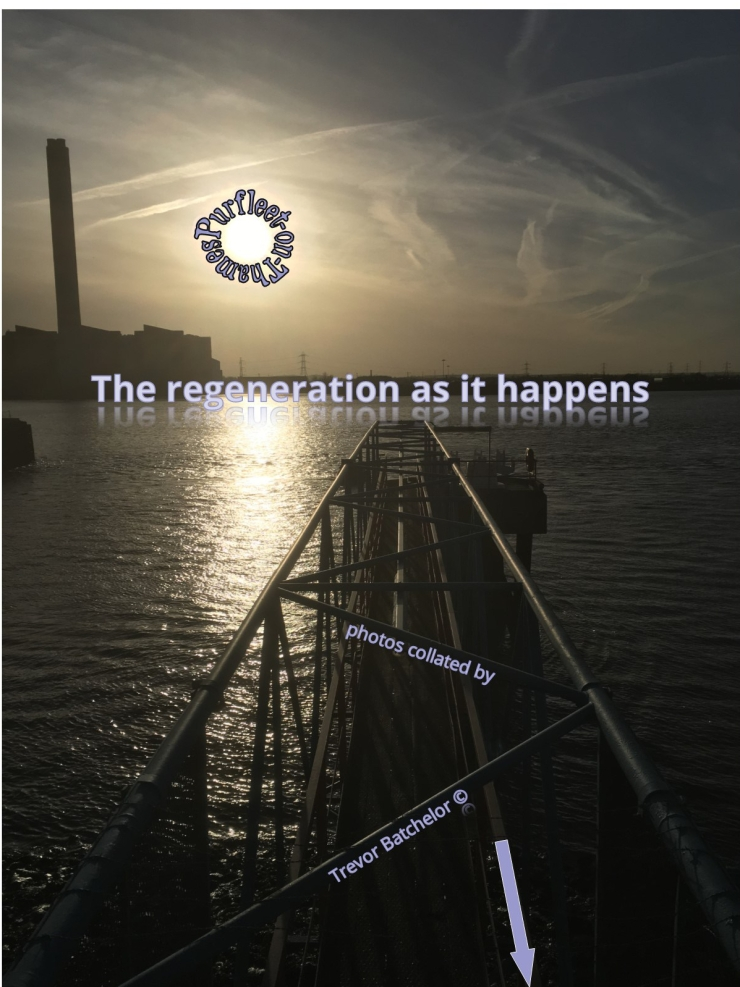 The regeneration as it happens.