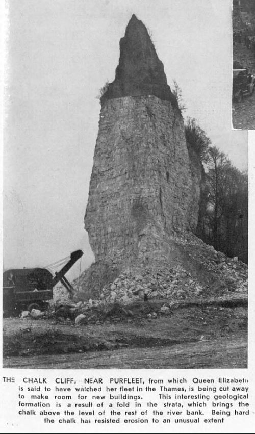 1933.12.23 removal of chalk cliff, The Sphere