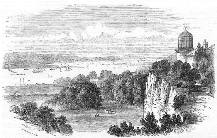 The London Tilbury & Southend Railway 1856