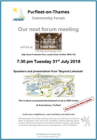 18.07.31 Forum meeting