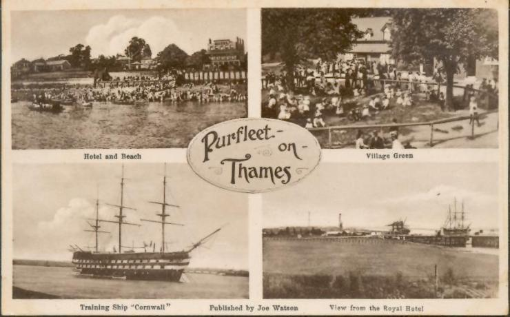 Purfleet On Thames