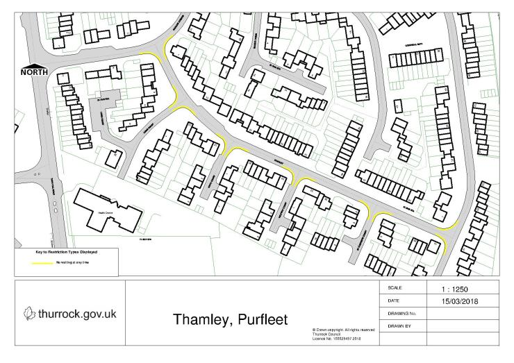 18.11.01 Plan, Thameley
