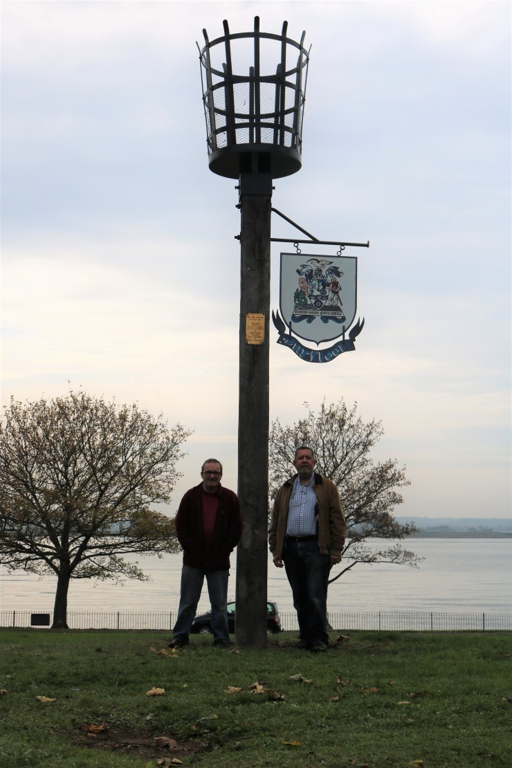 Restored beacon