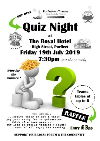 19.07.19 quiz at the Royal