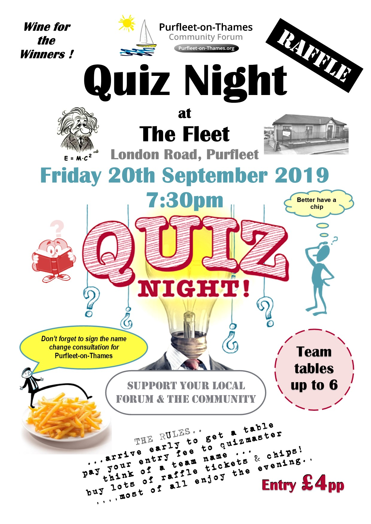 19.09.20 quiz at The Fleet