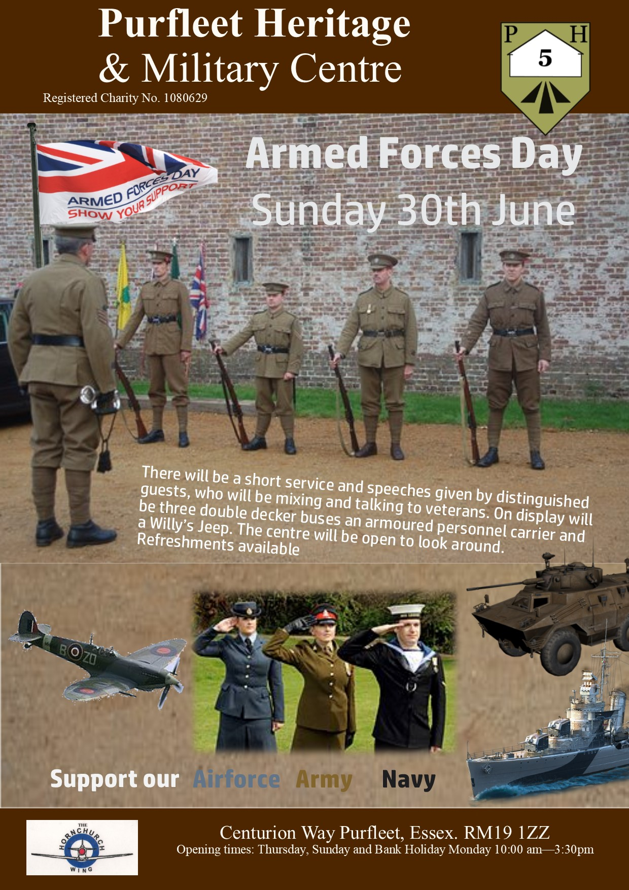 19.06.30 Armed Forces Day
