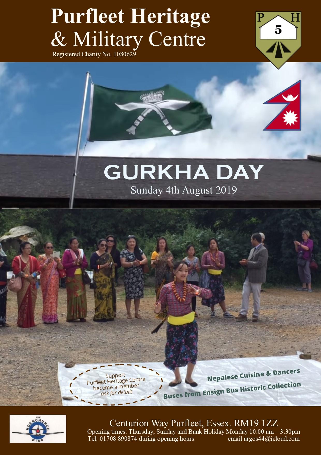 19.08.04 Gurkha Day