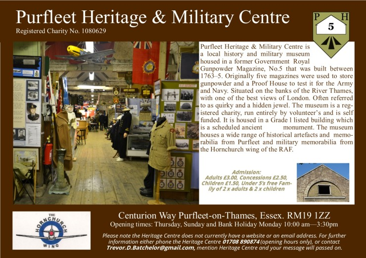 PH&MC leaflet