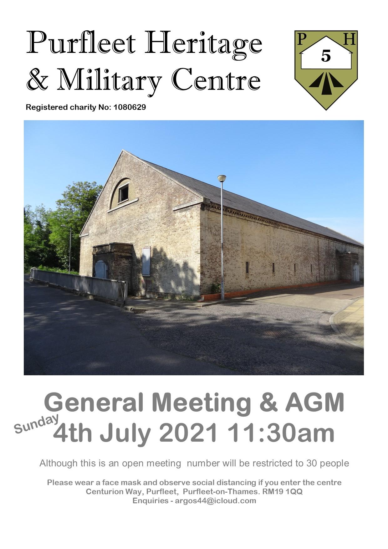 21.07.04 PH&MC General meeting and AGM